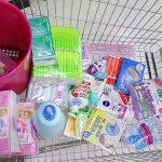 【台湾旅行】カルフール(家楽福)で娘の買い物
