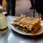【台湾旅行】台湾旅行最後の晩餐は寧夏夜市の焼き餃子(鍋貼 )