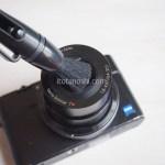 カメラのレンズの汚れをクリアにきれいにしてくれる便利なクリーナー HAKUBA メンテナンス用品 レンズペン3