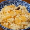 竹の子たっぷり、出汁の風味が美味しい 喜太八時雨本舗の混ぜて炊くだけ簡単竹の子釜飯の素