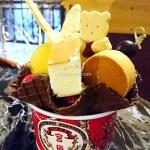 【台湾旅行】台中第四信用合作社でアイスクリームを食べたよ