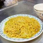 【台湾旅行】基隆廟口夜市での娘のオススメは咖喱炒麺