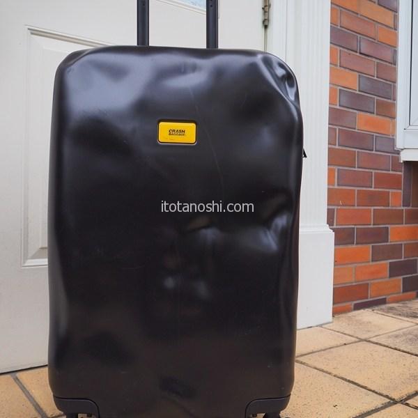 クラッシュバゲージは「凹むなら凹ませておこう」なスーツケース ダメージ感がオシャレ!