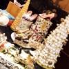 ヒルトン東京(新宿)のデザートフェア『マリー・アントワネットの結婚』式に参列した気分の可愛いブッフェを堪能♪