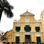 【マカオ旅行】聖ドミニコ教会