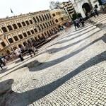【マカオ旅行】マカオに30ある世界遺産のうちのひとつ、セナド広場