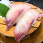 【静岡】伊東の回転ずし『花まる銀彩』にて静岡の味