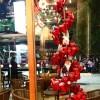 【アモイ旅行】クリスマスツリー@厦門スターバックスコーヒー