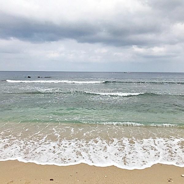 【台湾・小琉球】瞬間オフライン音声翻訳機イリー(ili)と台湾の離島、小琉球旅行4(2018年3月) 〜蛤板湾(ベニスビーチ)でウミガメを間近に見る