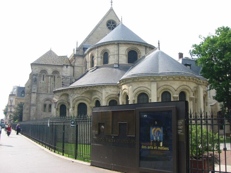 The Conservatoire des Arts et Métiers
