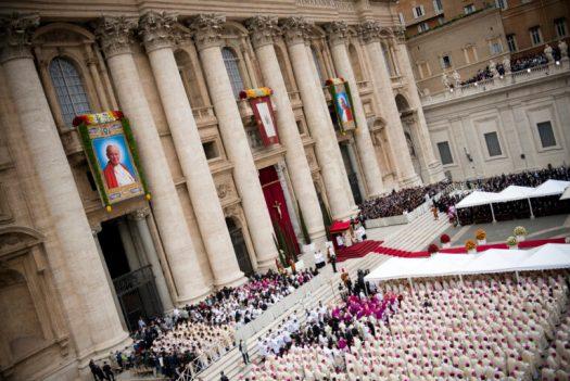 The Canonization of Saint John XXIII and Saint John Paul II