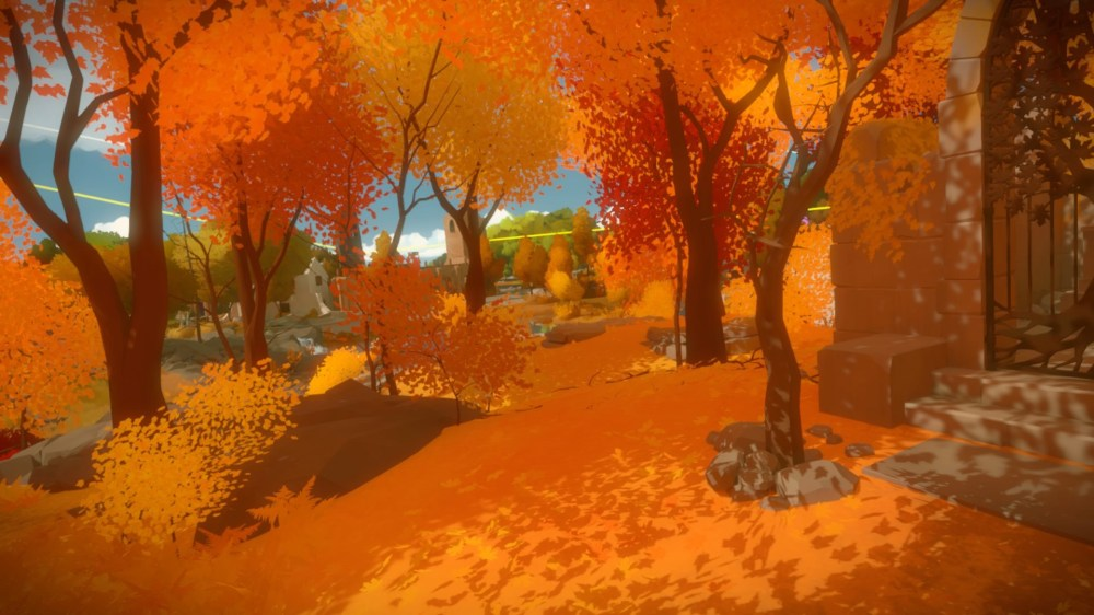Inspiration from The Witness