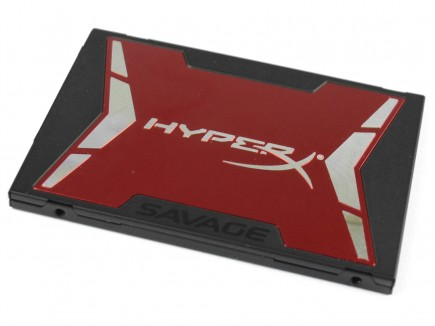 Kingston HyperX Savage 240gb - przod