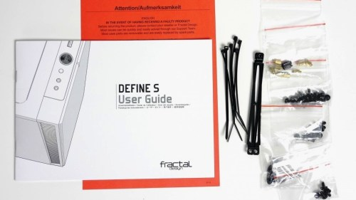 Fractal Design Define S - Zdjęcie 2