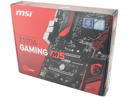 MSI Z170A Gaming M5 - pic1a