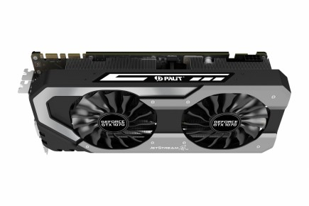Palit GeForce GTX 1070 - jetstream4