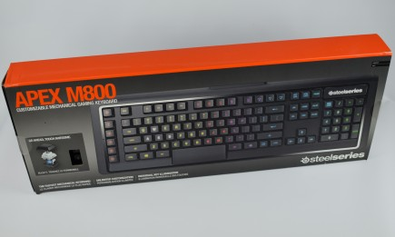 Steelseries APEX M800 - pudlo1