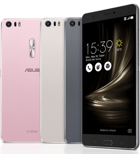 ZenFone 3 Utra - 3 colors
