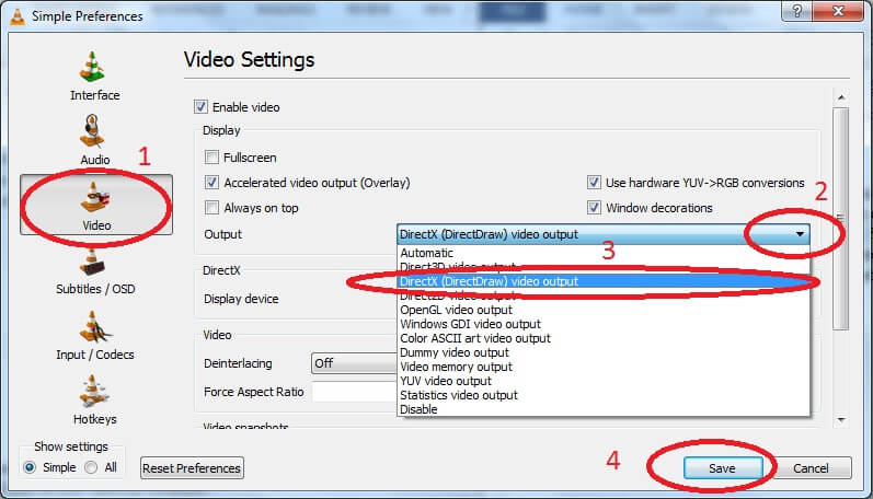 VLC Player Tips Play video in desktop in VLC Player