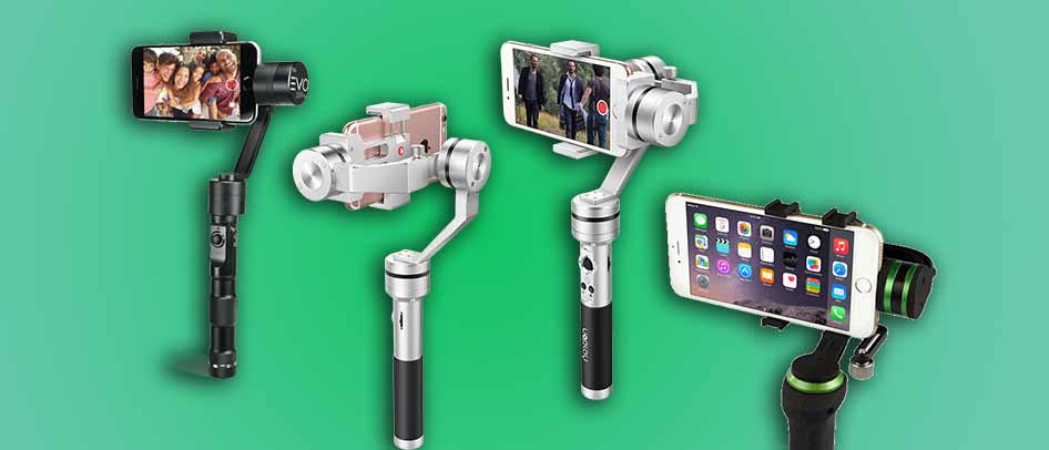 Best Smartphone Gimbal - Featured Image