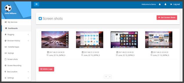 activity monitor mac Screen Recording app