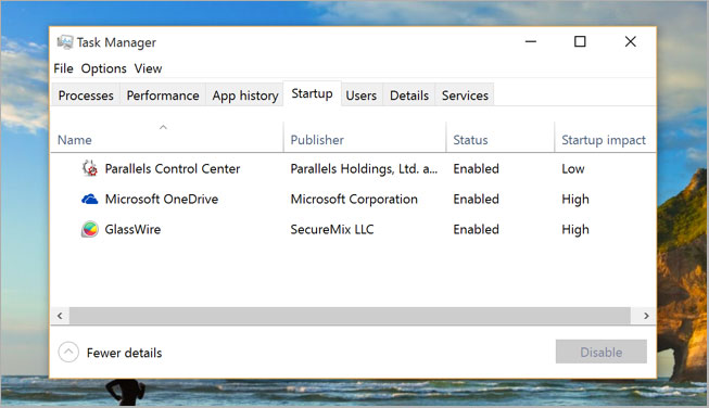 windows host process rundll32 high CPU - dll-on-8-or-10