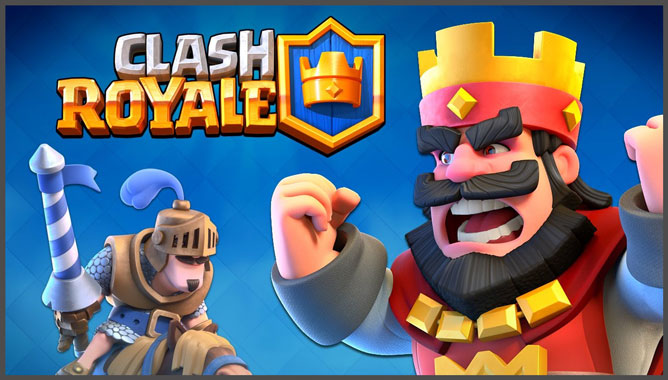hot games for android - Clash Royale