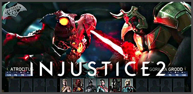 hot games for android - Injustice 2