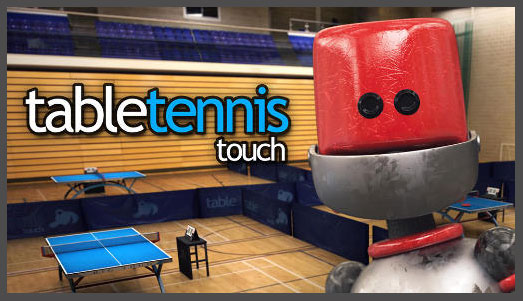 hot games for android - table tennis touch