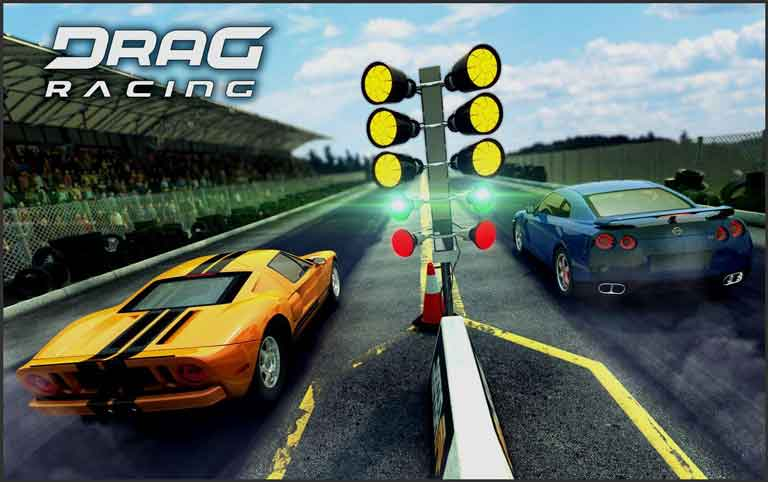 top 10 android games of all time - Drag Racing