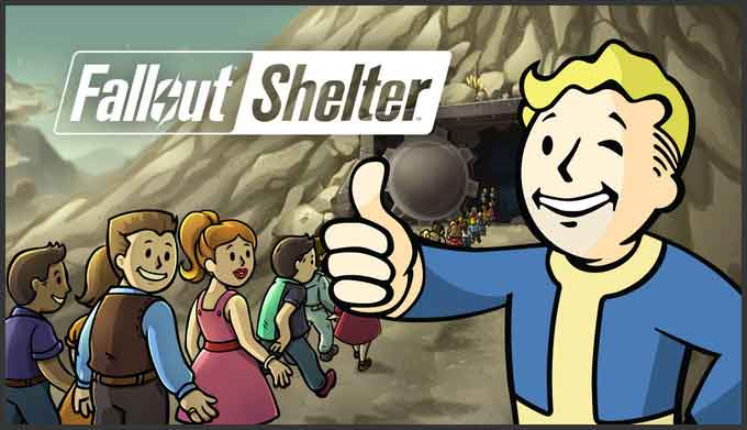 top 10 android games of all time - Fallout Shelter