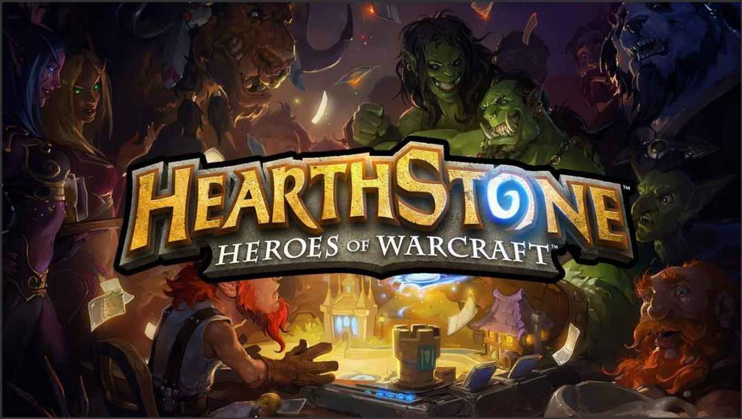 top 10 android games of all time - Hearthstone Heroes of Warcraft