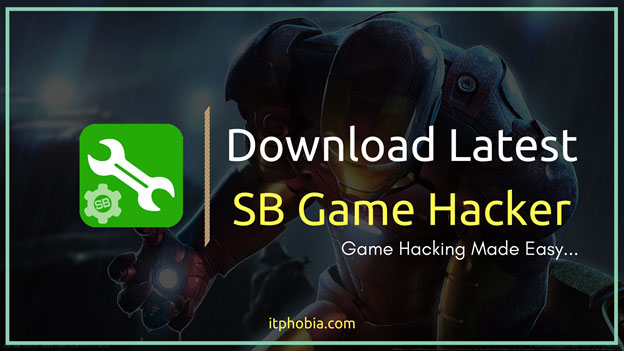 Download Latest SB Game Hacker to Hack Games