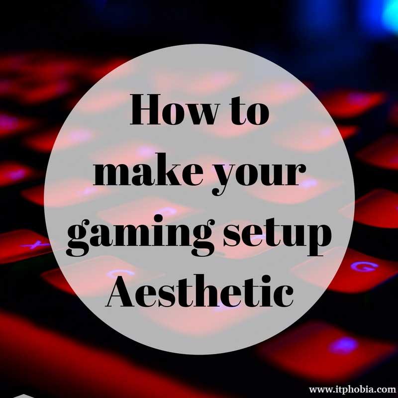 ultimate pc gaming setup