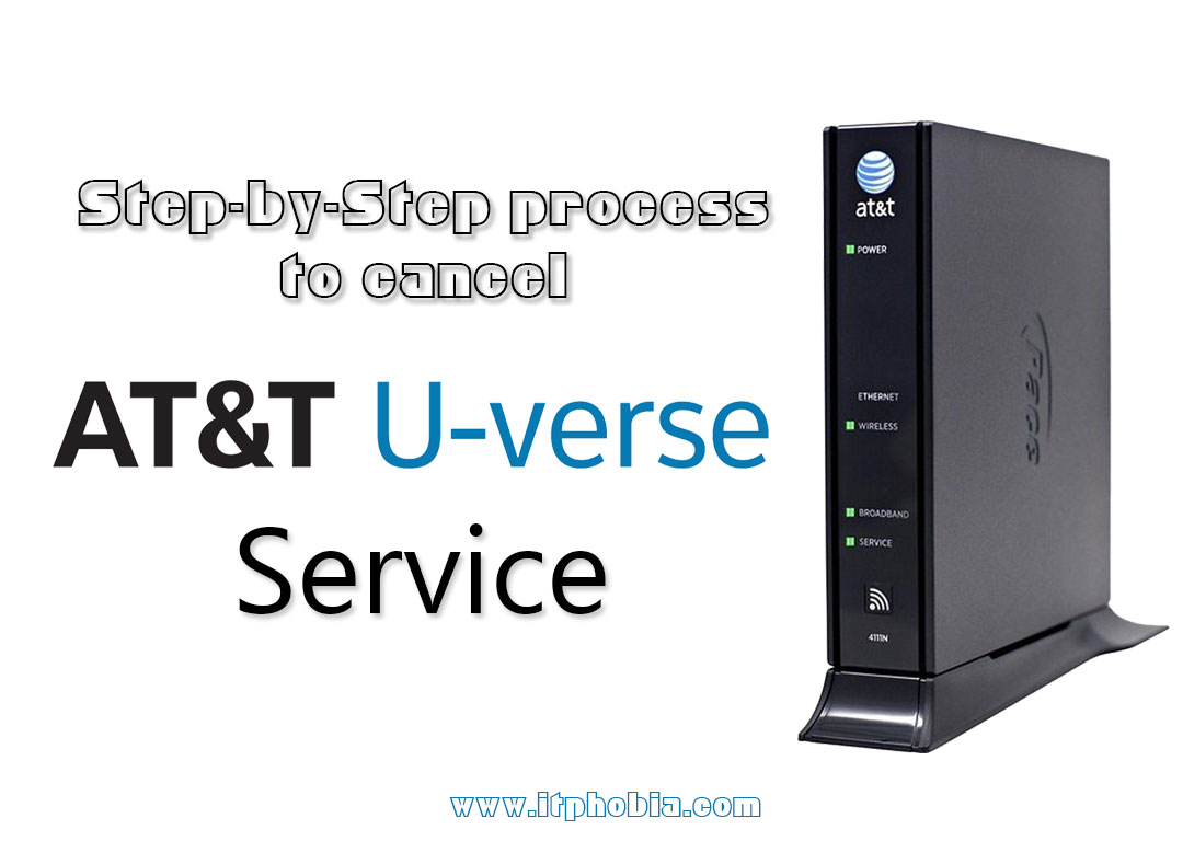 How Uverse Works Manage Att U Verse Dvr Online To Cancel Step By That Only Under These
