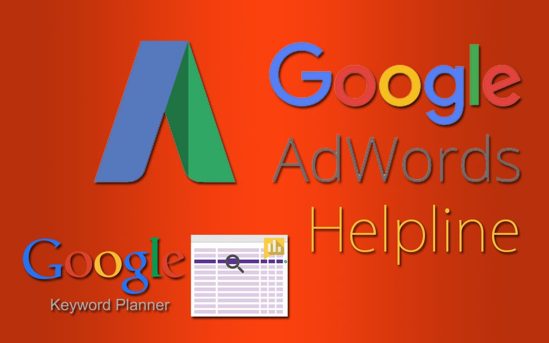 Google AdWords Help Line – Must read before advertising on Google AdWards