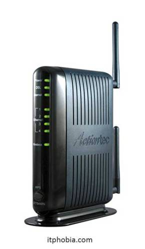 best modem router combo Actiontec 300 Mbps wireless-N ADSL