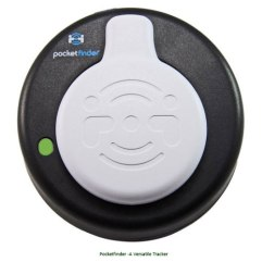 gps tracking device Pocketfinder ($129) is a Versatile Tracker for People, Pets, and Possessions