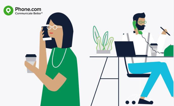 google voice alternative phone.com