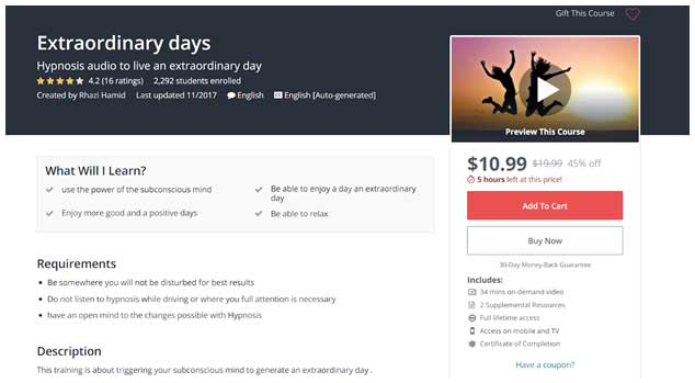 Drive More Conversions to Your Website udemy