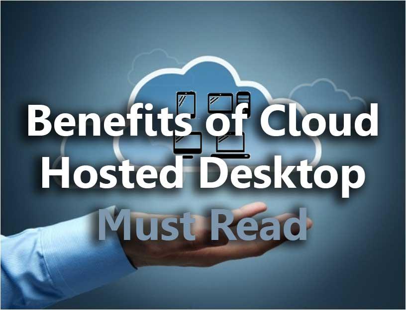 cloud hosted desktop