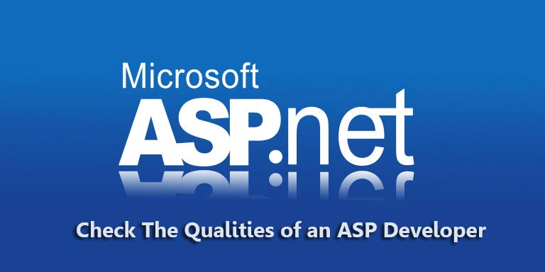 Qualities of ASP Developer: Avail benefits of three-tier technology