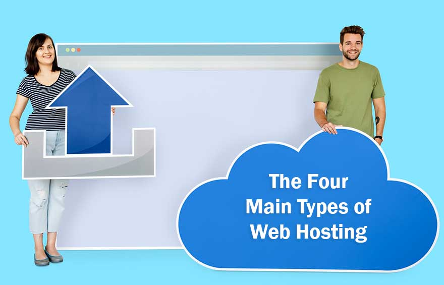 The Four Main Types of Web Hosting – Everything You Need to Know