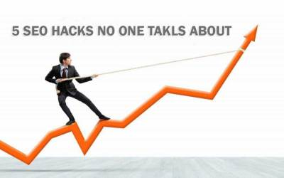 5 seo hacks no one talks about to boost the SEO Ranking up!