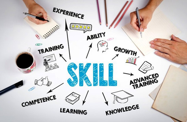 Skill specialization