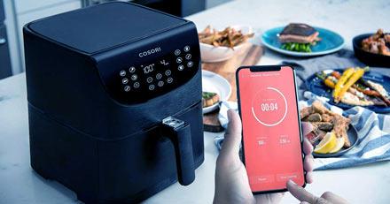 Smart Wi-Fi Air Fryer