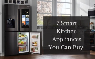 7 Must Have Smart Kitchen Appliances You Can Buy Online