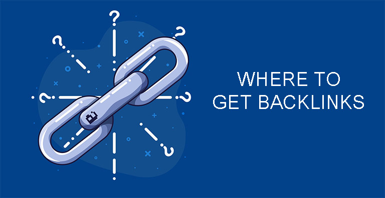 Where to Get Backlinks