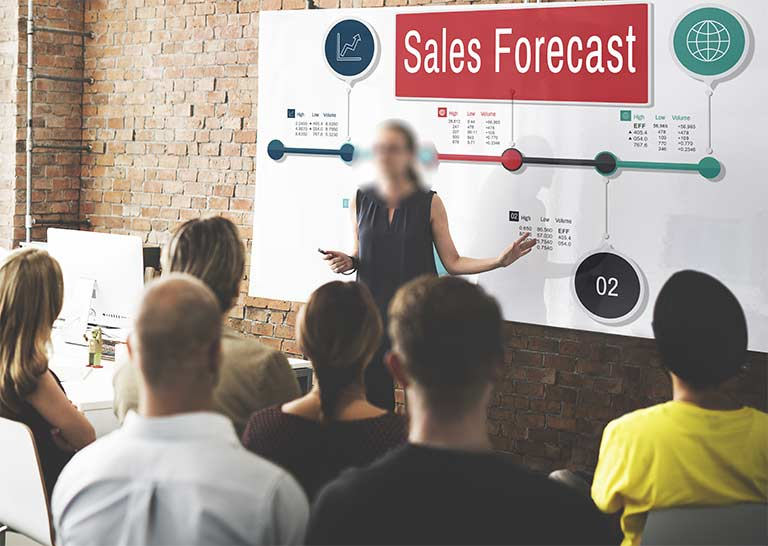 Improve Sales Forecasting Accuracy