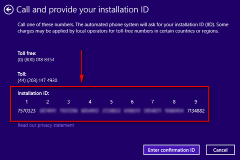 installation-ID-windows-8